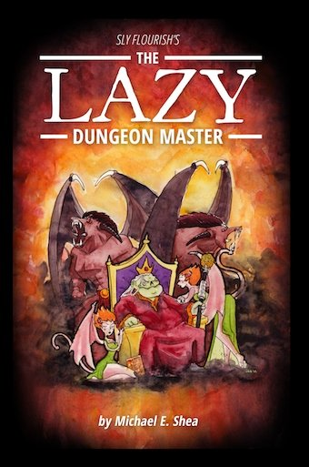 The Lazy Dungeon Master