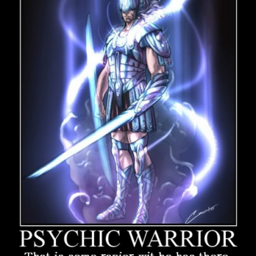 Psychic Warrior A Psionic Custom Class For Dungeons And Dragons 5th Edition