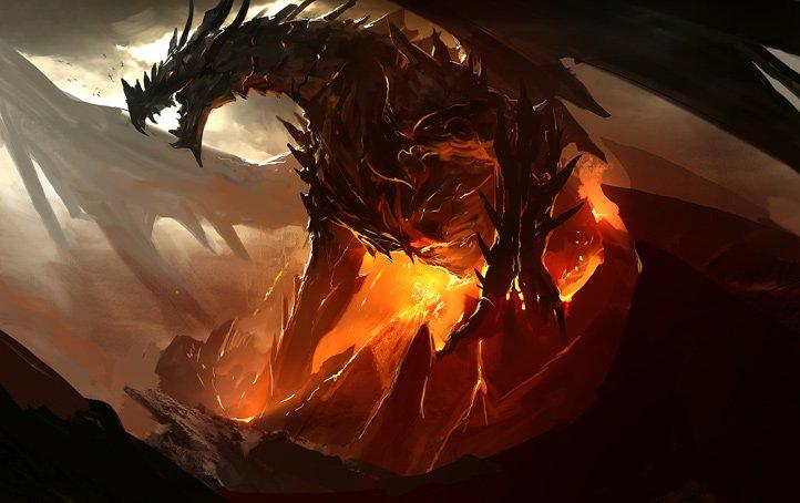 Warlocks Dragons: Otherworldly Patron