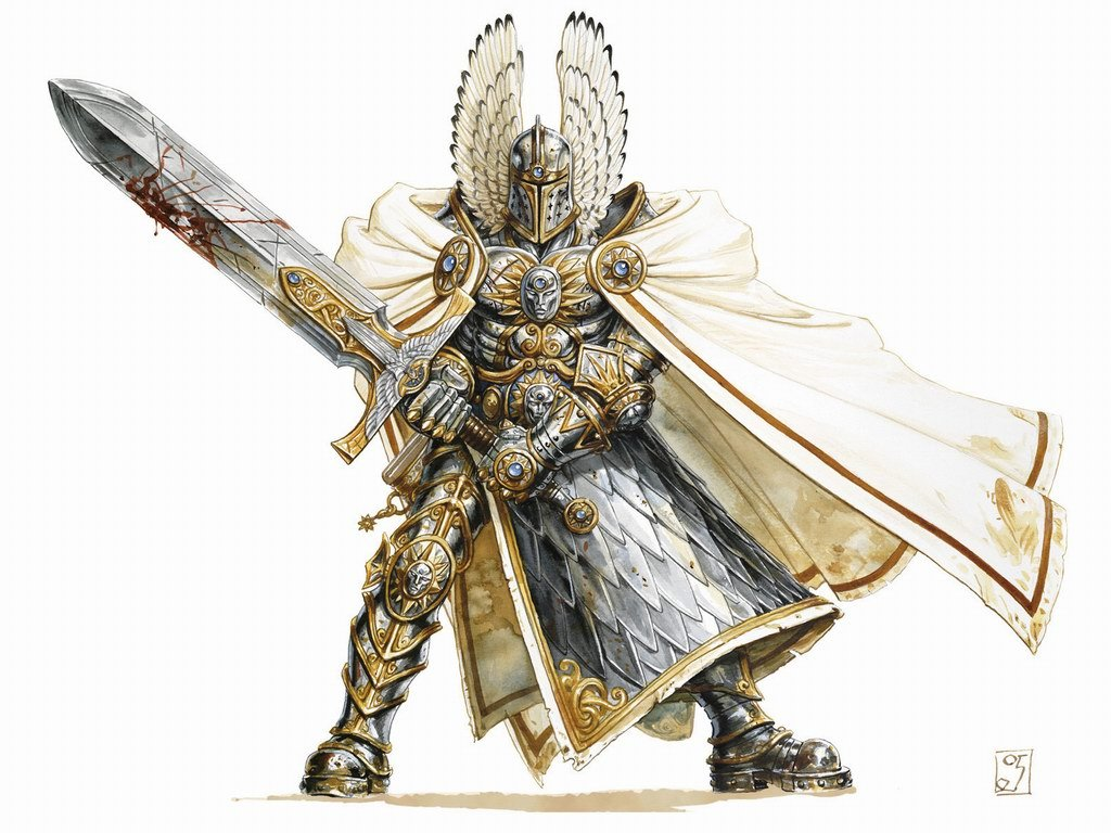 Absolute Best Race To Play For The Paladin 5e D Amp D