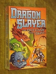 Board Games in Review – Dragon Slayer – The Dice Game with a Twist