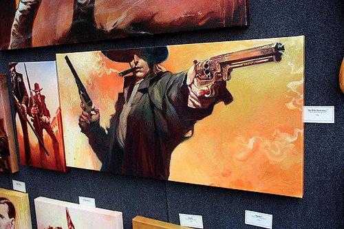 Matt Mercer From Critical Role Adding The Gunslinger To 5e Dd