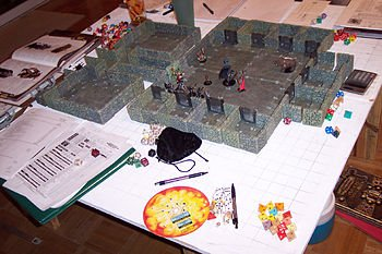 Fifth Edition Dungeons & Dragons Role-playing Game