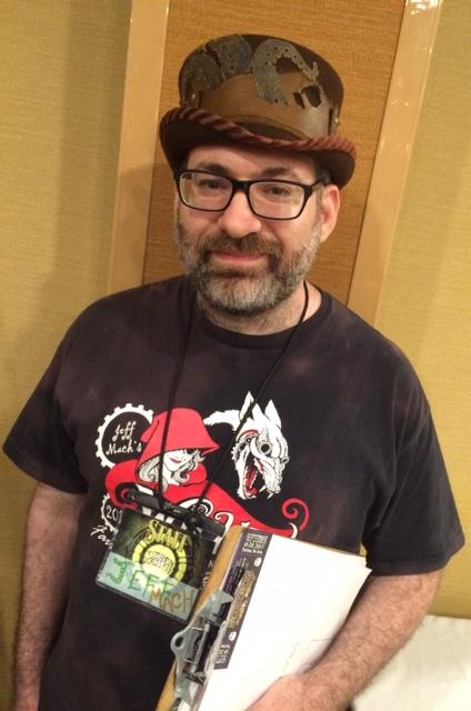 Jeff Mach steampunk