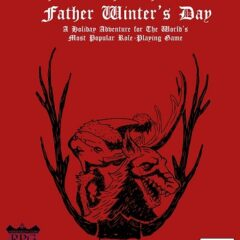 The Krinch who Stole Father's Winters Day