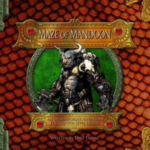 Maze of Mandoon