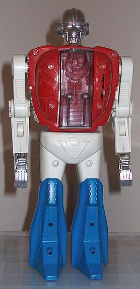 Micronauts Biotron toy