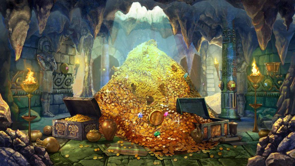 5E D&D treasure Dungeon Master