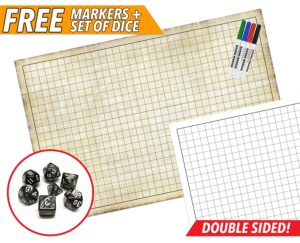 Map Your Combat With An Rpg Battle Game Mat Nerdarchy
