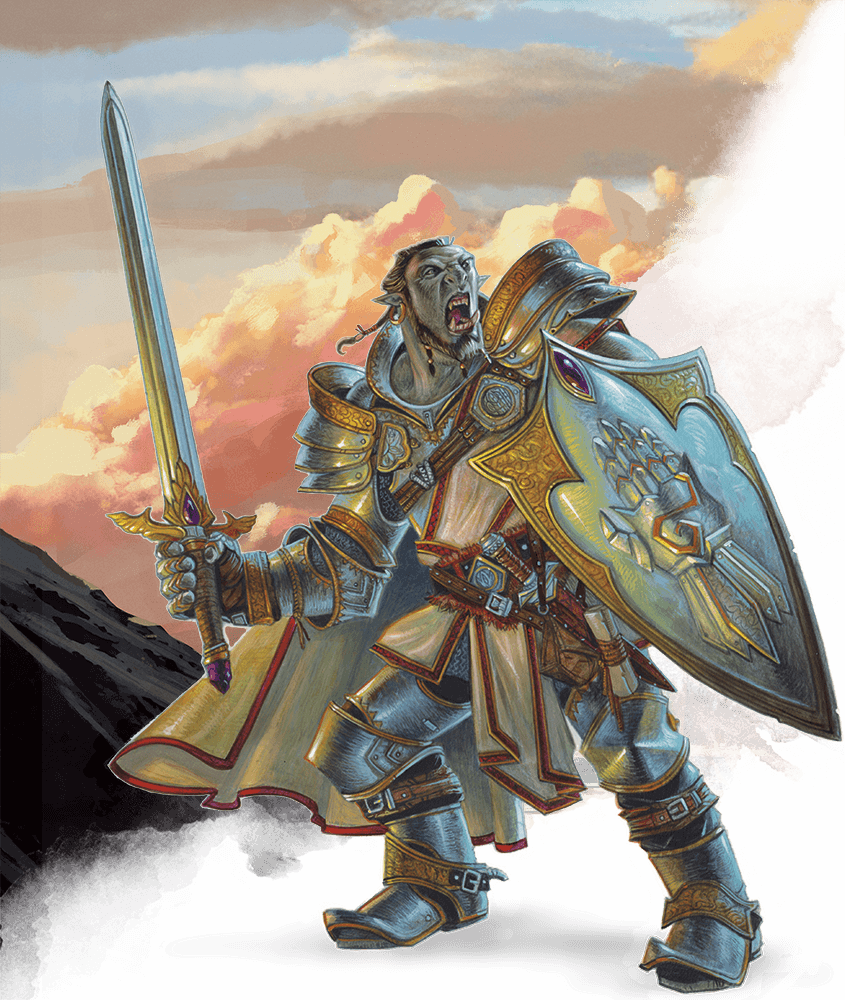 What do 5E D&D Paladin Spells Say About the Class and Yes, There's More than Just Divine Smite!