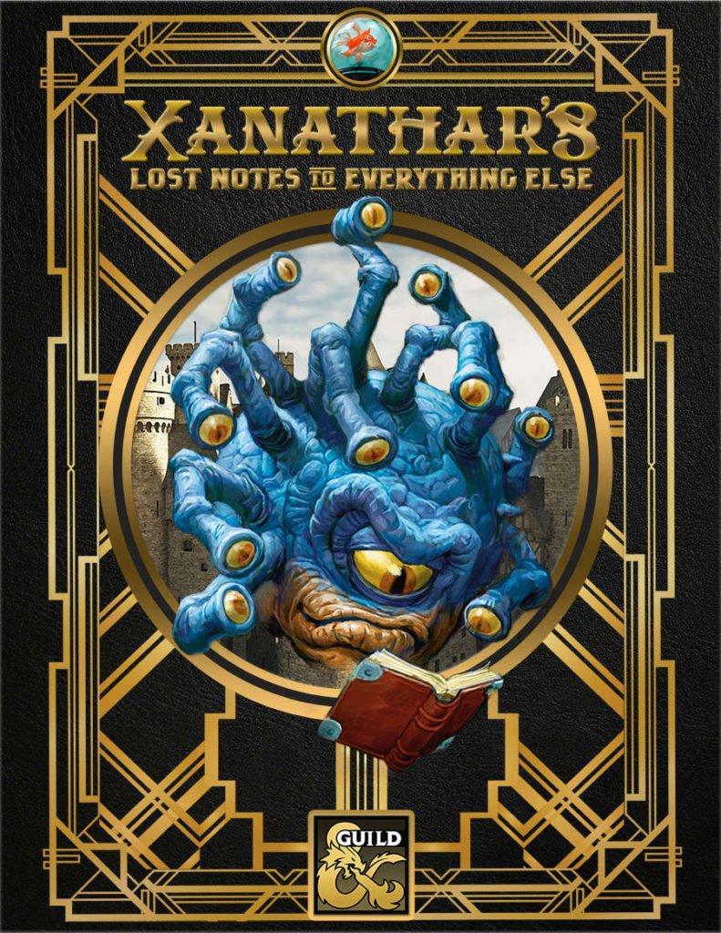Xanathar's Lost Notes, DM's Guild, D&D