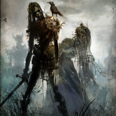 Out of the Box D&D encounters undead