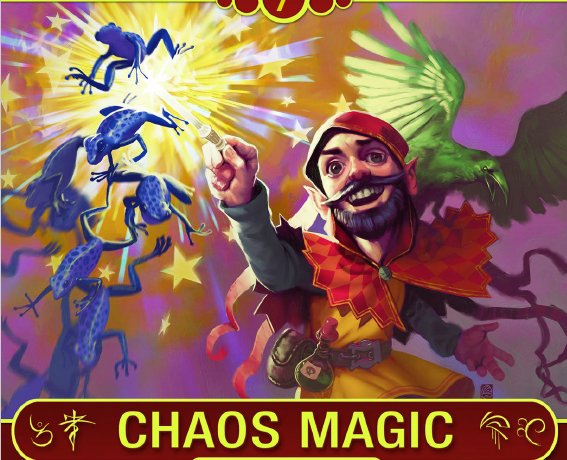 pathfinder deep magic pdf