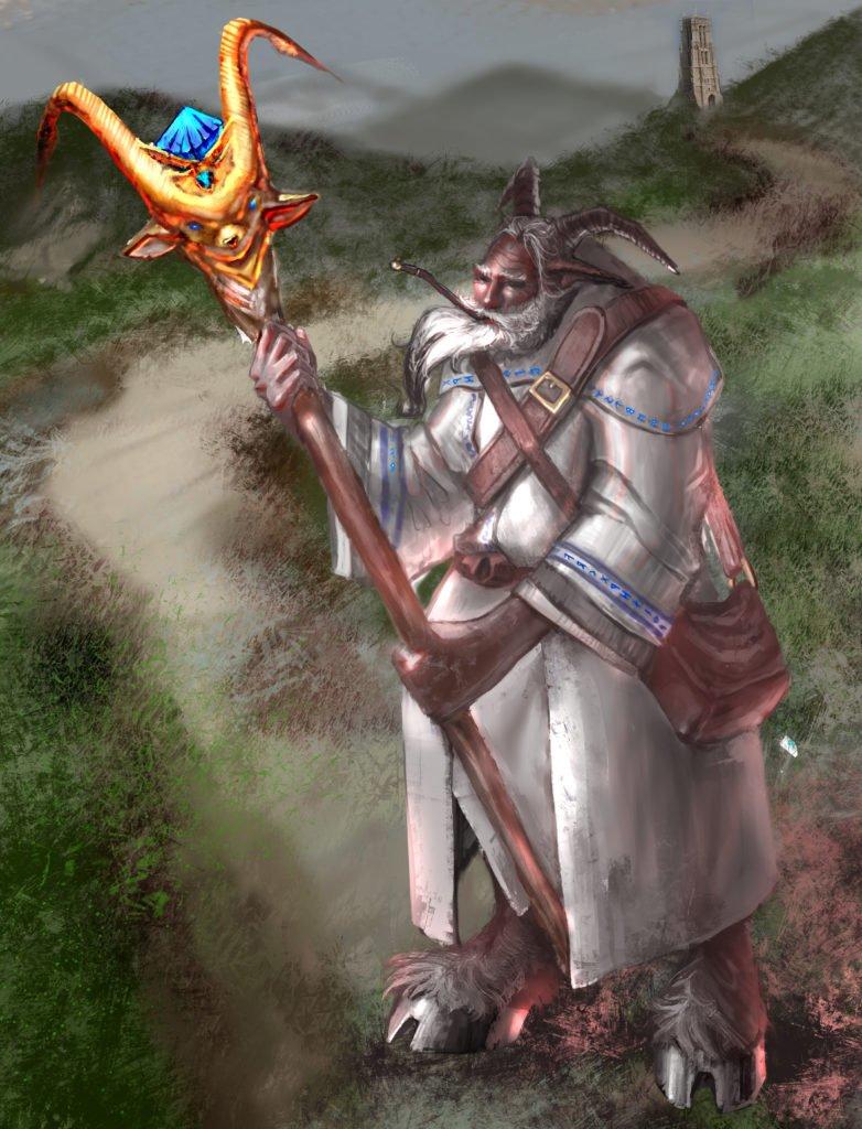 Dungeons & Dragons NPC