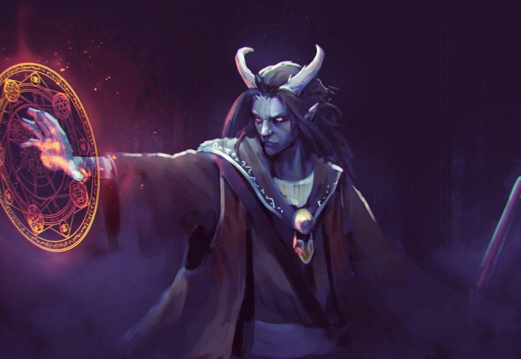 Warlocks Dragons: Warlocks In D&D Miscast My Cantrips