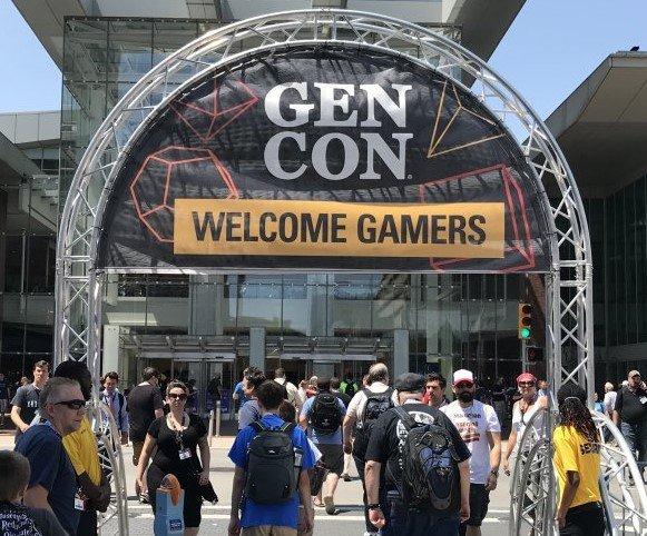 Gen Con 2018 Best Four Days in Gaming celebrate nerd culture