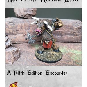 Horris the Horned Lord 5E Encounter