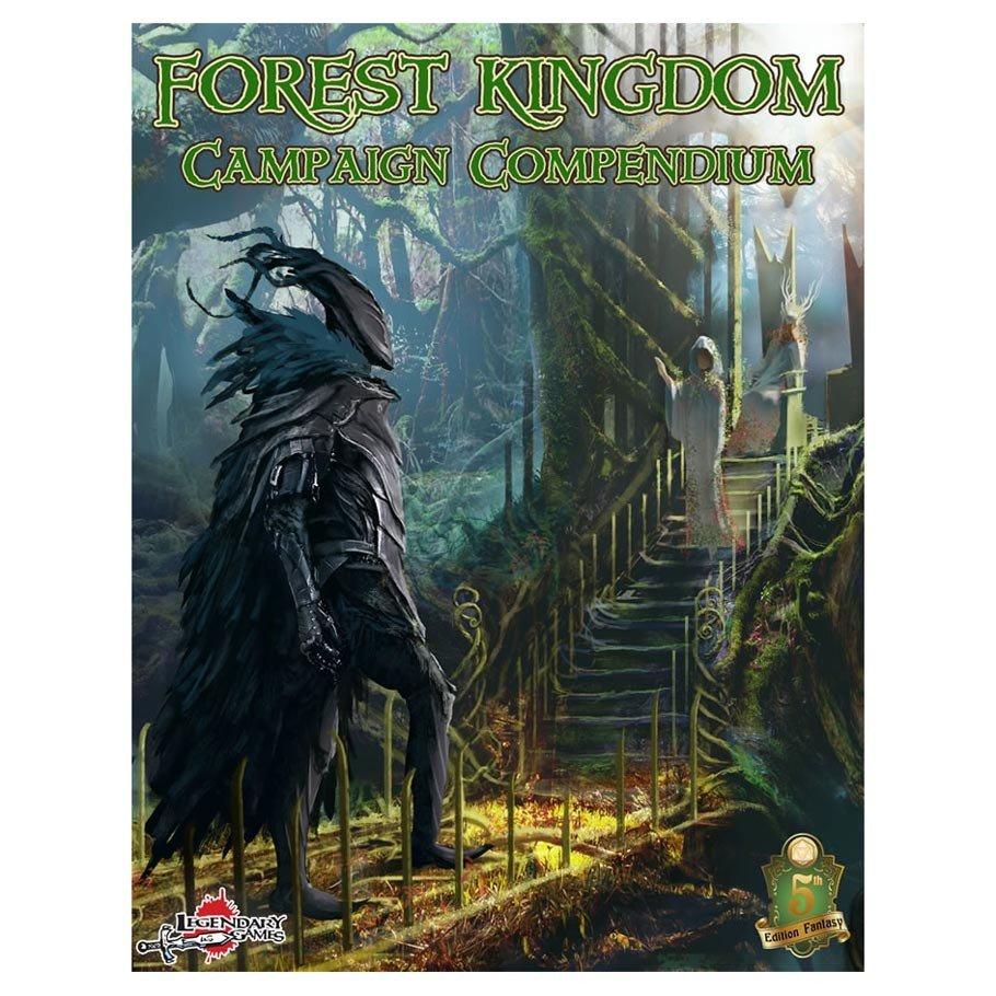 Forest Kingdom Campaign Compendium For 5e D Amp D Nerdarchy