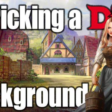 D&D Backgrounds
