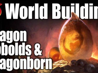 D&D World Building