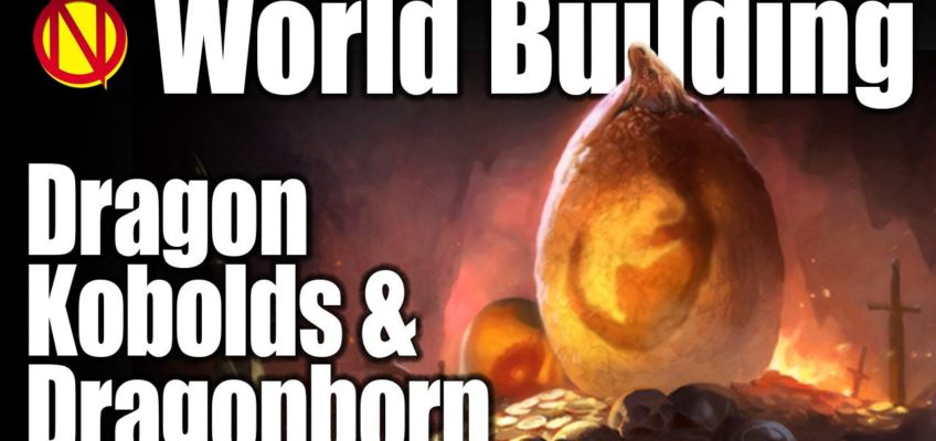 D&D World Building