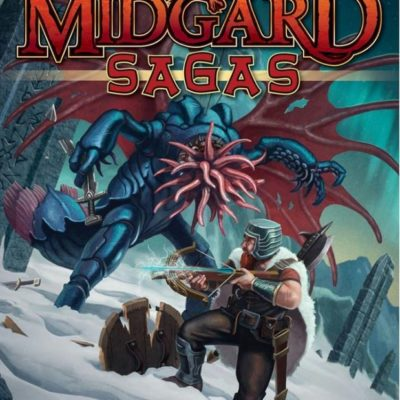 Kobold Press Midgard Sagas 5E adventures