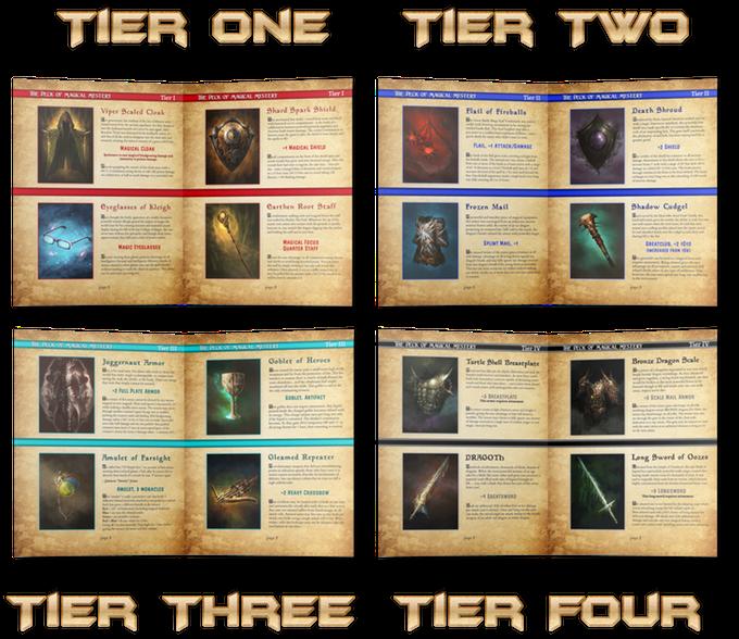 5e D&D Magic Items