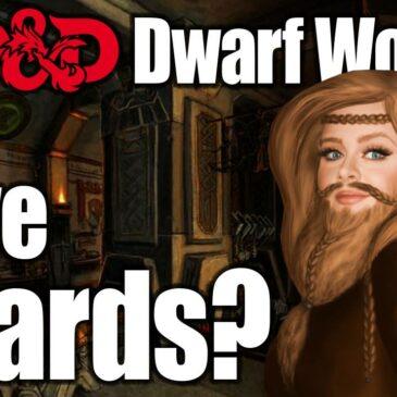 D&D Dwarf
