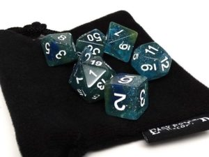 D&D 5E ability score D&D dice