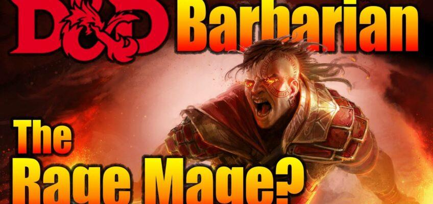 D&D Barbarian 5e