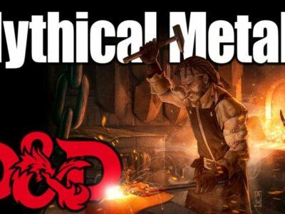 D&D Metal