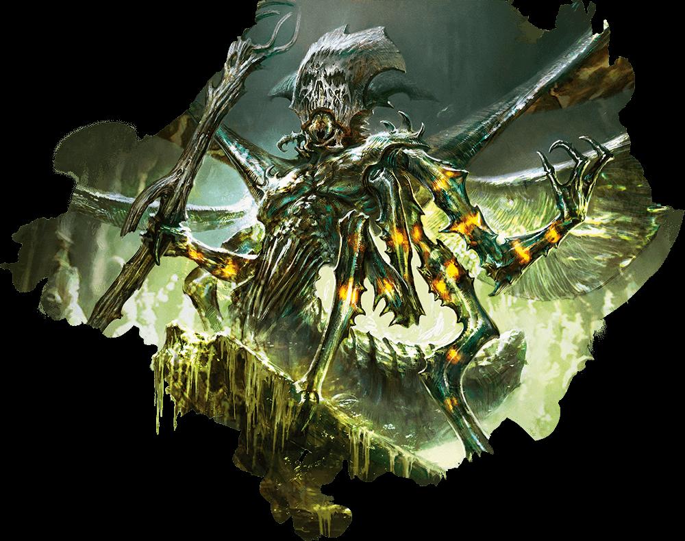 D&D death character