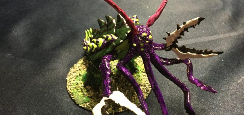 kit bashing Reaper Bones
