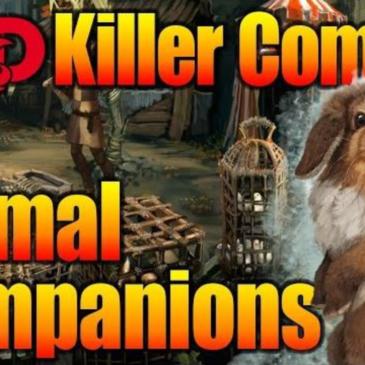 D&D Animal Companion