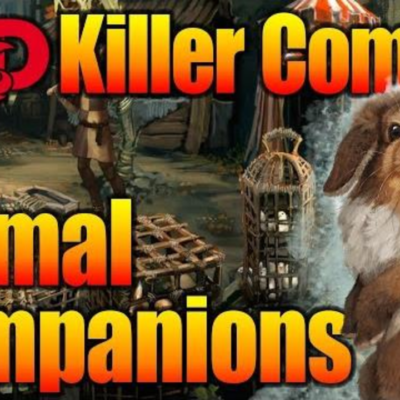 D&D Animal Companion