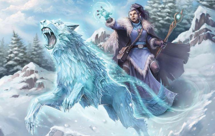 Deep Magic: Winter Magic Kobold Press