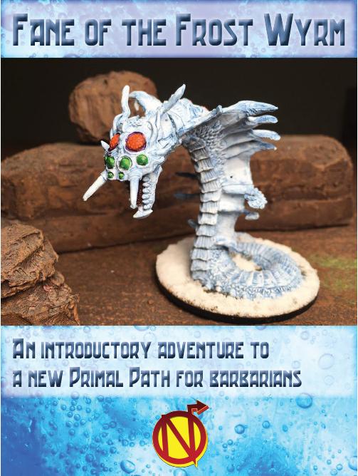 D&D Barbarian Path