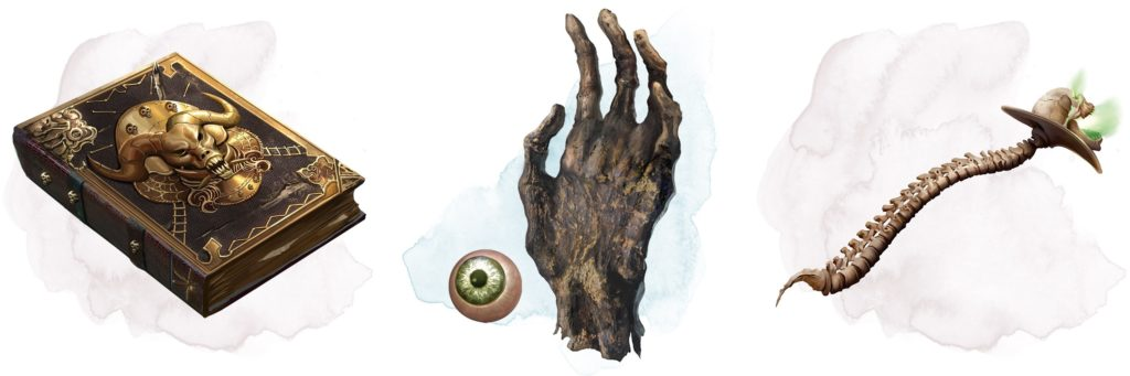 d&d artifact vecna orcus