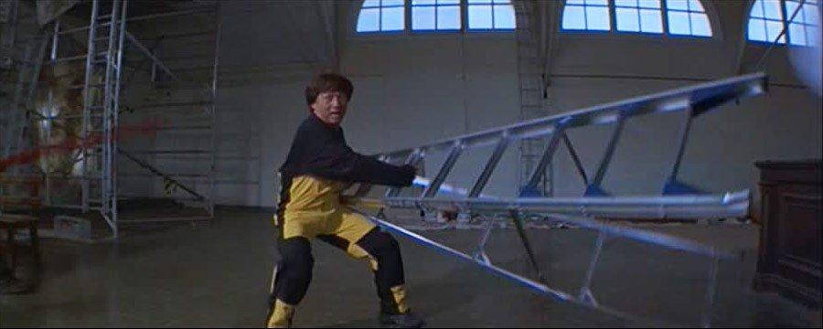 5E D&D monk ladder weapon