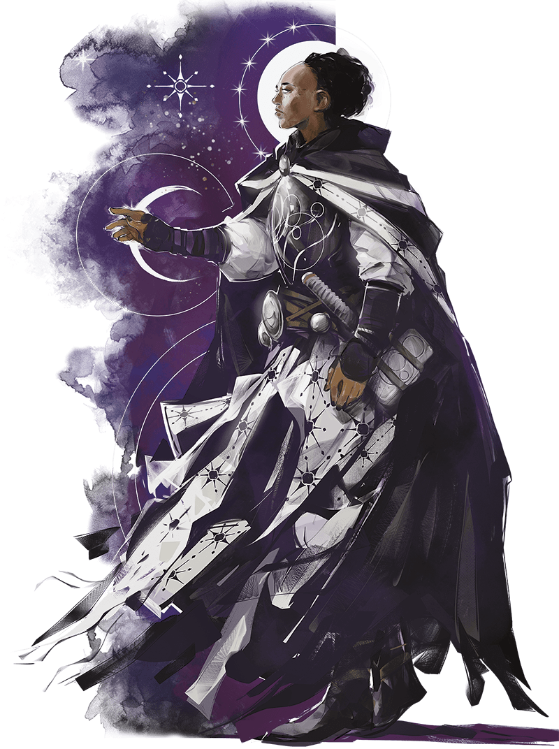 5E D&D Twilight Domain cleric