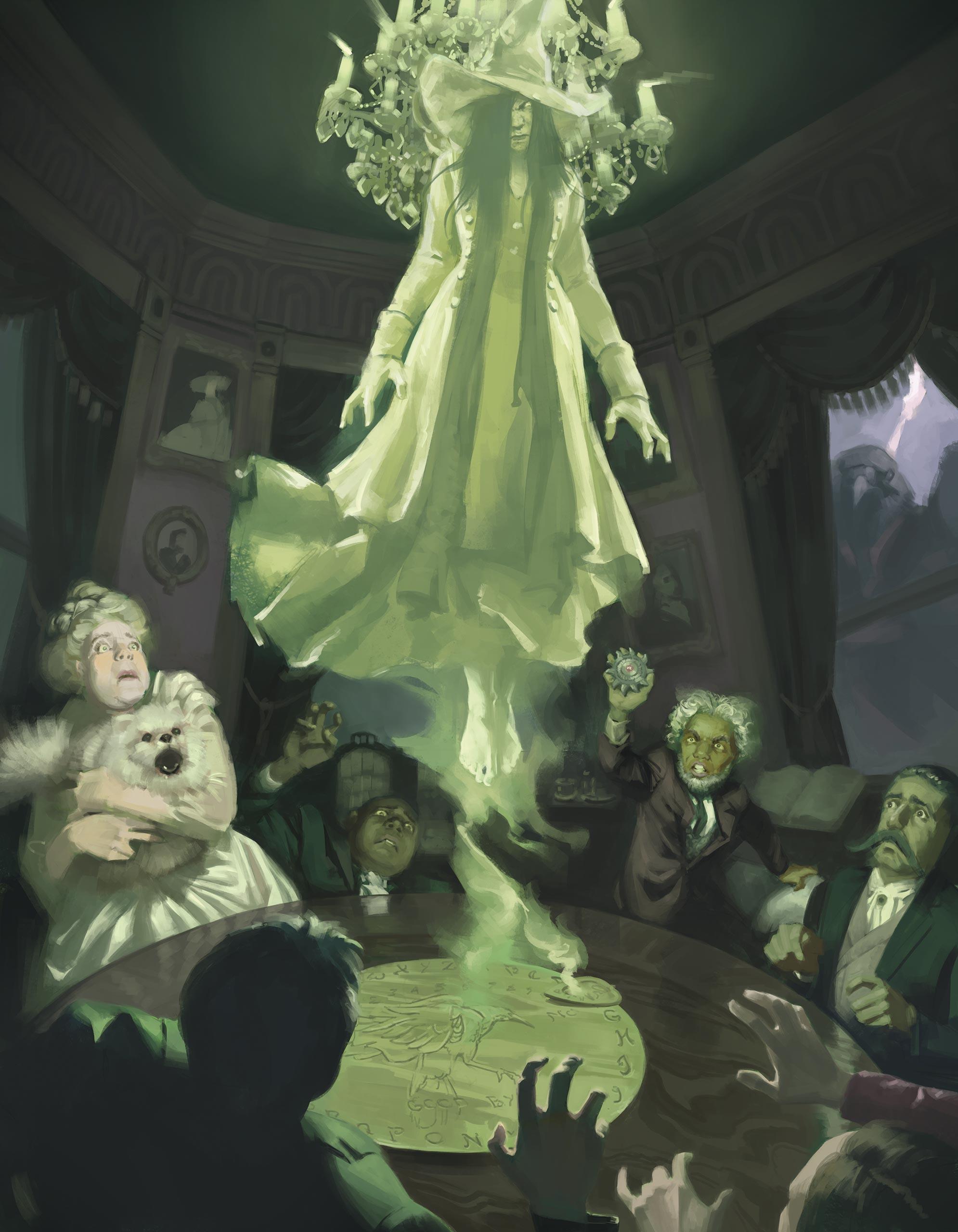 Van Richten's Guide to Ravenloft Preparing for Horror 5E D&D